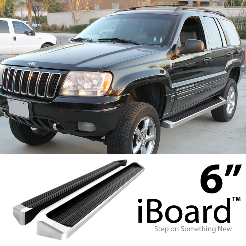Image Is Loading 6 034 EBoard Running Boards Fit Jeep Grand