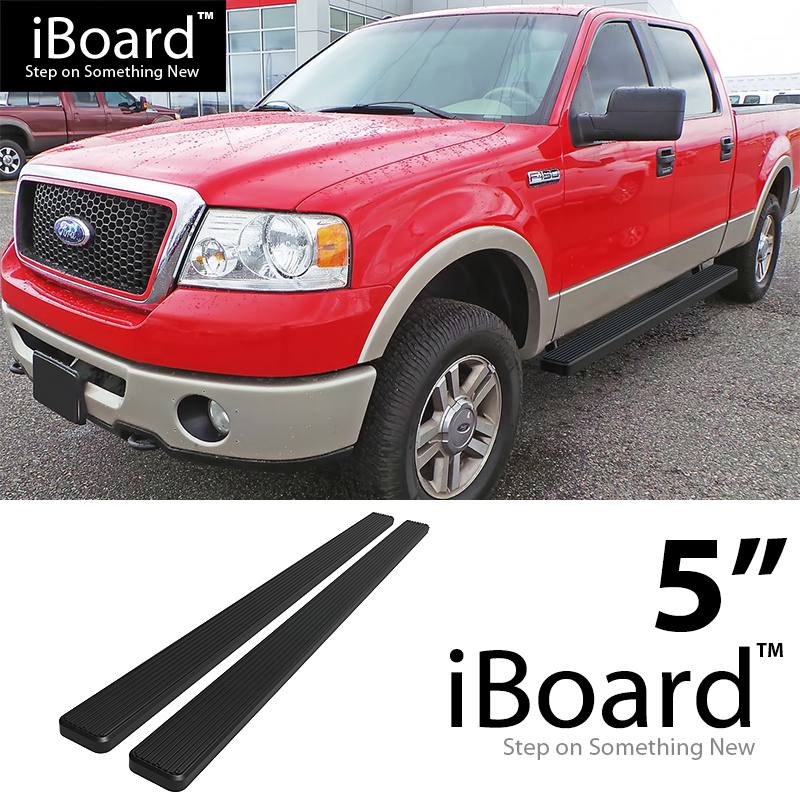 Running boards for 2004 ford f150
